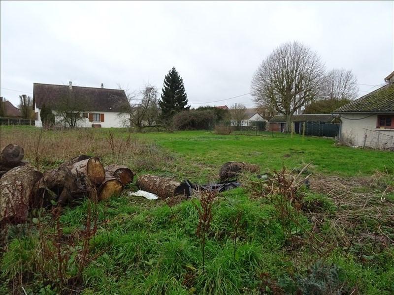 Revenda terreno Longnes 117000€ - Fotografia 2