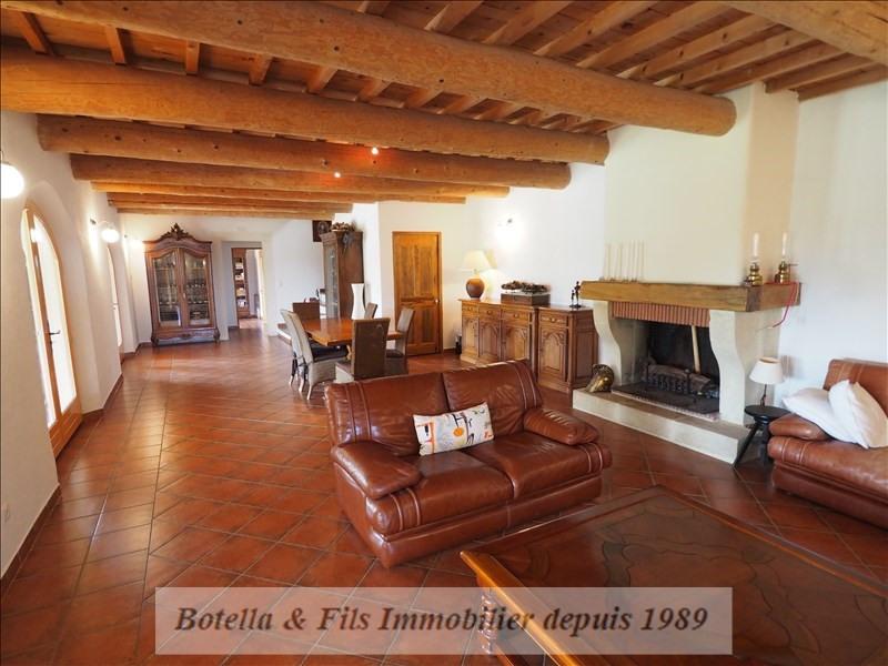Vente de prestige maison / villa Laudun 960000€ - Photo 5