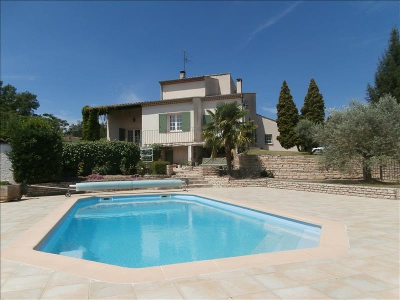 Vente maison / villa Ste tulle 378000€ - Photo 1
