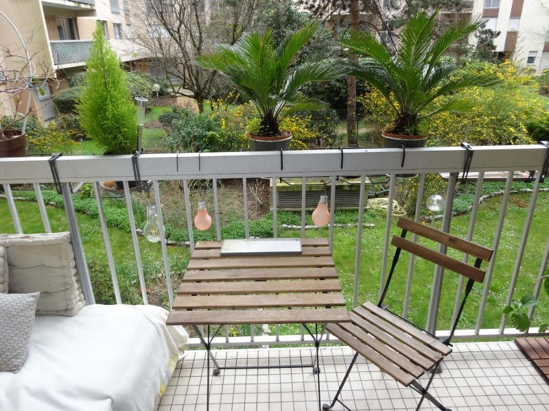 Sale apartment Asnieres sur seine 579 000€ - Picture 2