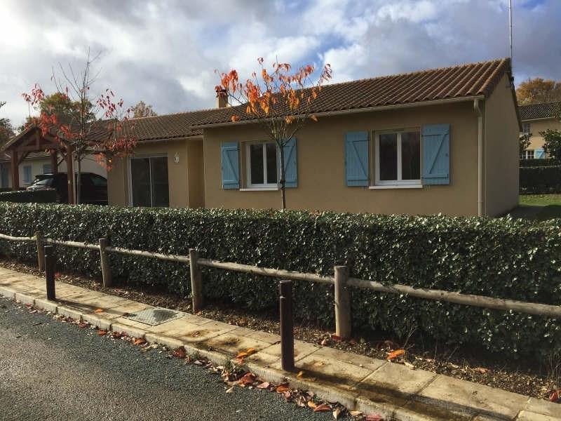 Location maison / villa Vivonne 700€ CC - Photo 2
