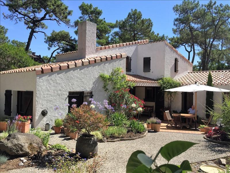 Vente de prestige maison / villa La tranche sur mer 884000€ - Photo 1