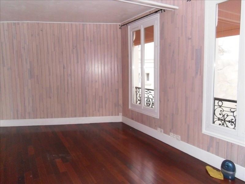 Rental apartment Paris 11ème 895€ CC - Picture 3