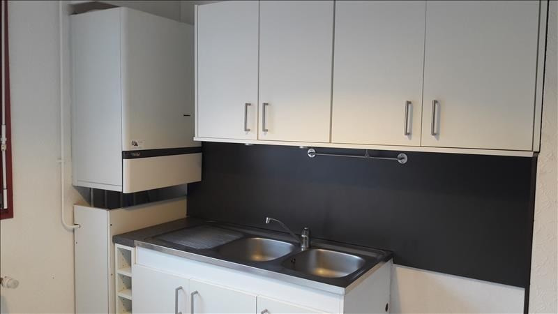 Rental apartment Guebwiller 440€ CC - Picture 1