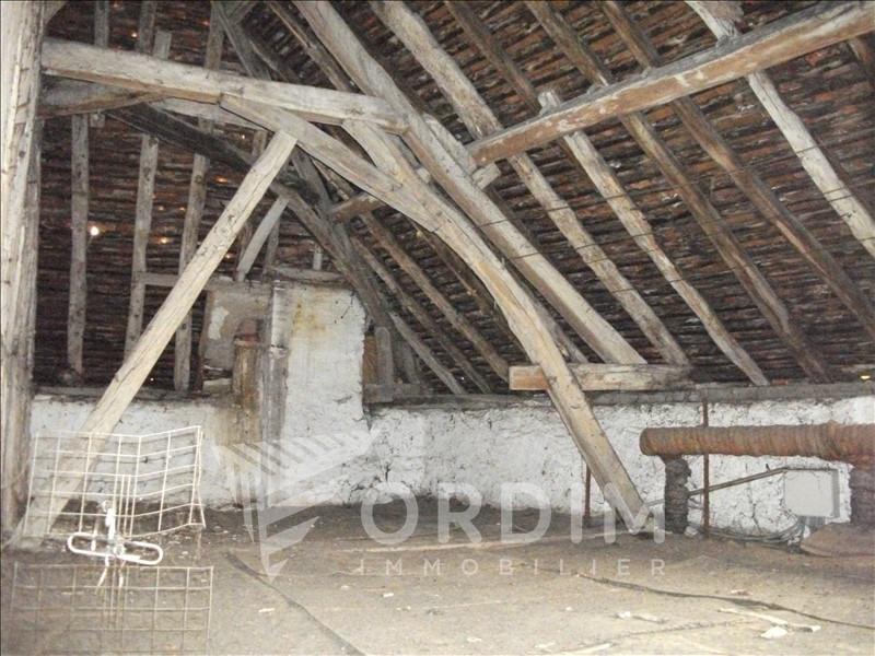 Sale house / villa Villevallier 89500€ - Picture 8