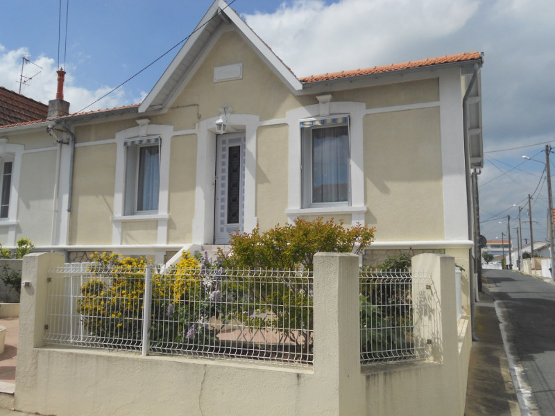 Vacation rental house / villa Royan 955€ - Picture 1
