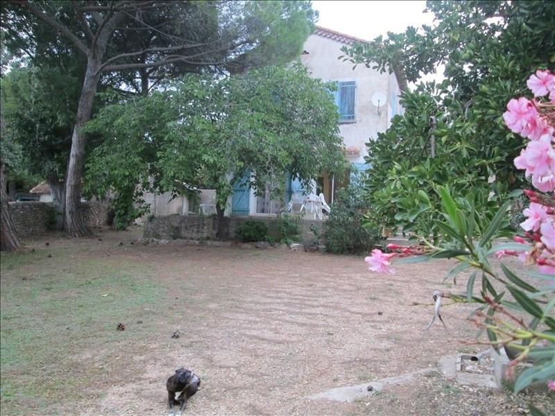 Vente maison / villa Sete 478000€ - Photo 1