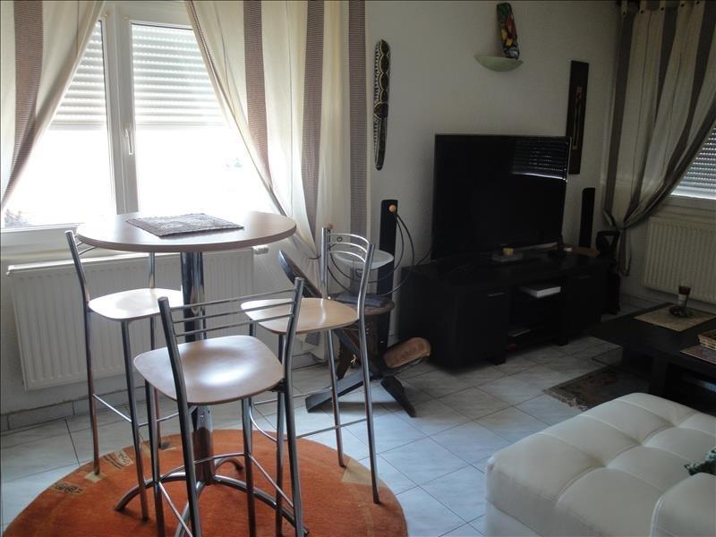 Venta  apartamento Chatenois les forges 134000€ - Fotografía 4