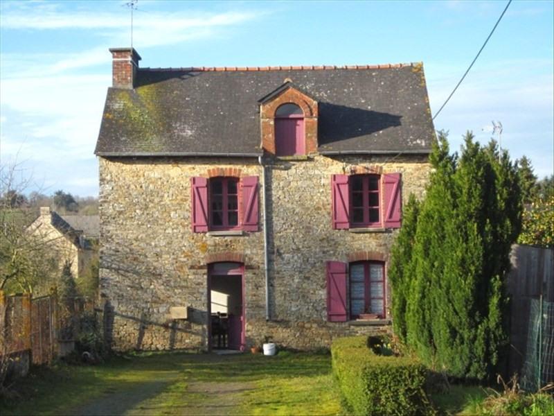 Vente maison / villa Bain de bretagne 91800€ - Photo 1