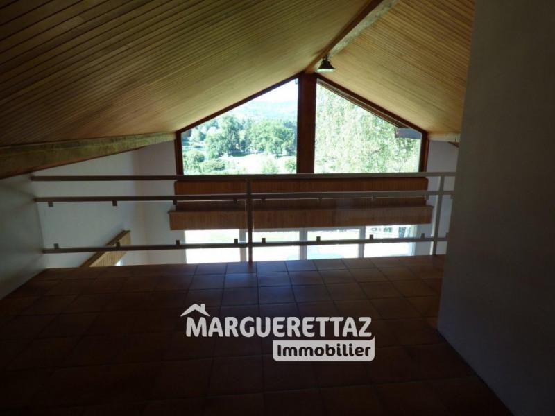 Sale house / villa Ville-en-sallaz 448000€ - Picture 12