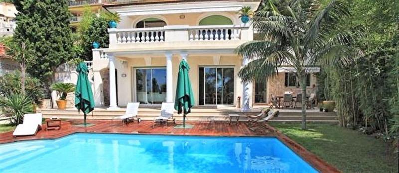Deluxe sale house / villa Villefranche sur mer 2480000€ - Picture 4