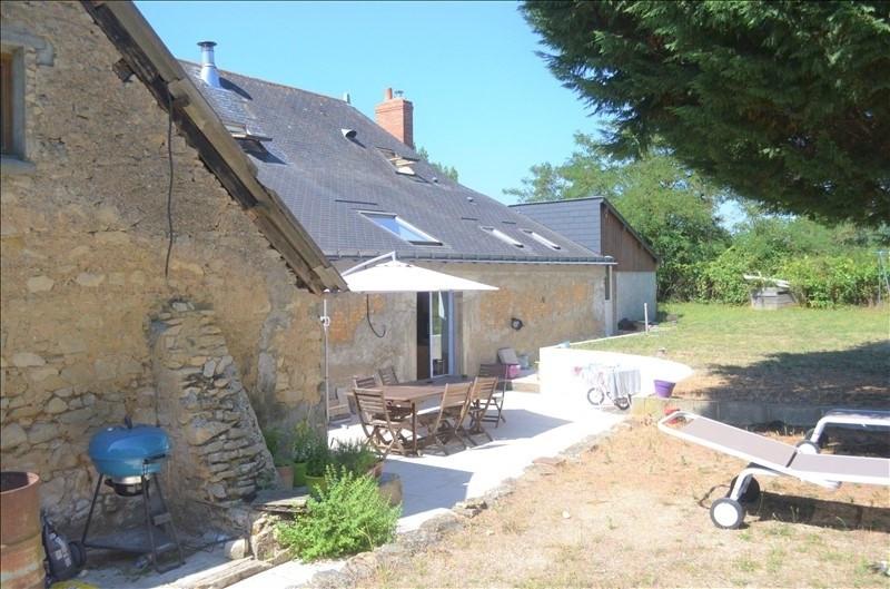Vente maison / villa Seiches sur le loir 198550€ - Photo 6
