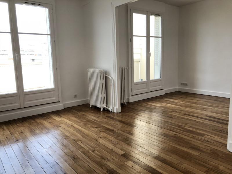 Rental apartment Paris 15ème 1100€ CC - Picture 2
