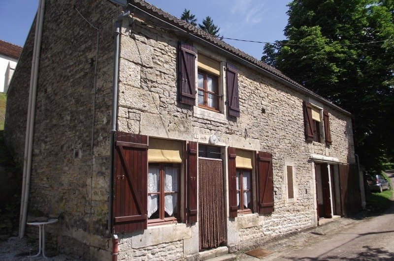 Vente maison / villa Canton aignay le duc 39500€ - Photo 1