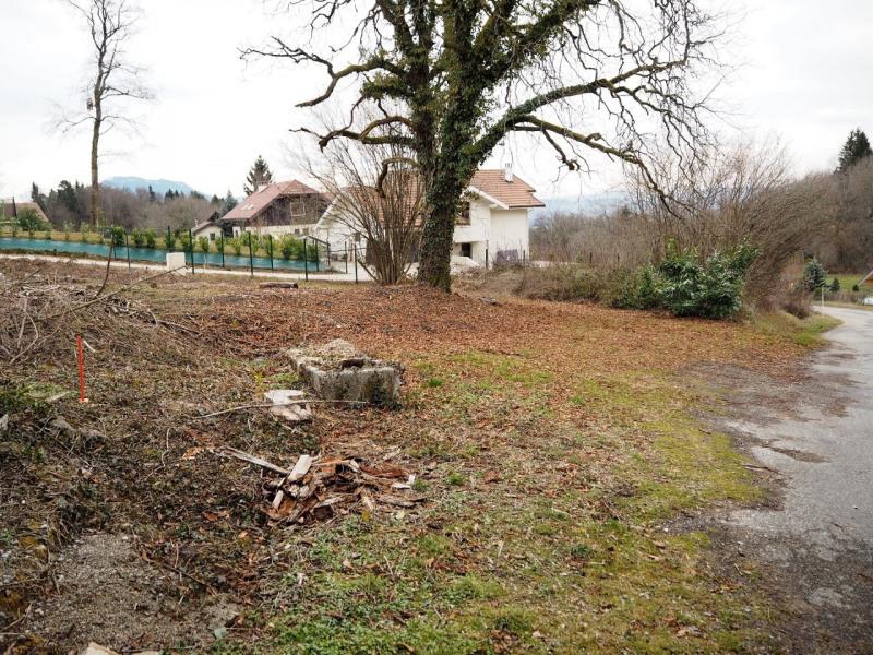 Venta  terreno Saint-martin-bellevue 270000€ - Fotografía 4