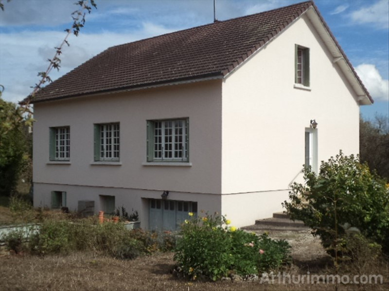 Vente maison / villa Donzy 103000€ - Photo 1
