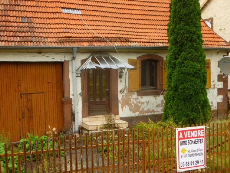 Maison de village Puberg