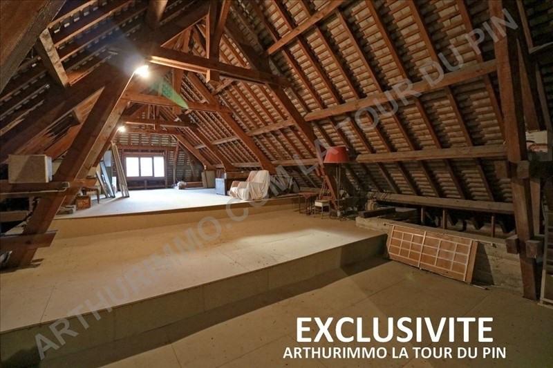Vente maison / villa La tour du pin 550000€ - Photo 6