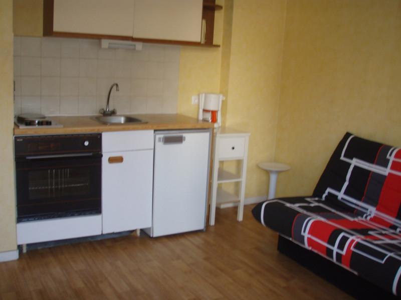 Rental apartment Honfleur 400€ CC - Picture 1
