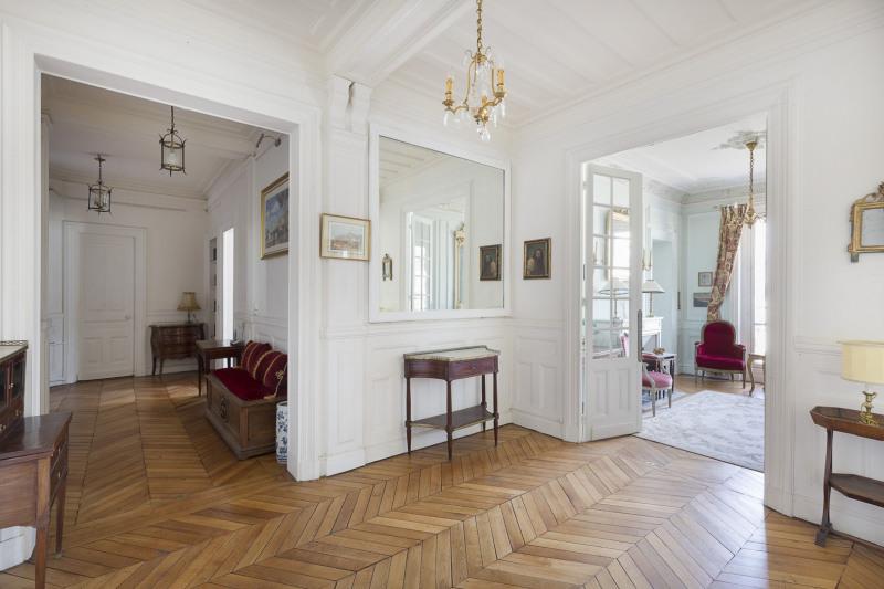 Vente de prestige appartement Paris 16ème 3570000€ - Photo 8