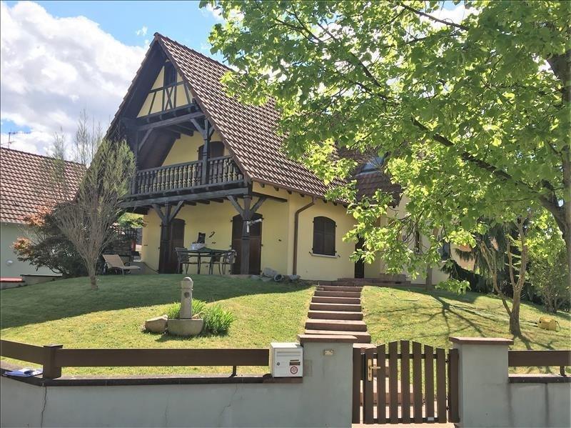 Venta  casa Schirrhein 299000€ - Fotografía 1