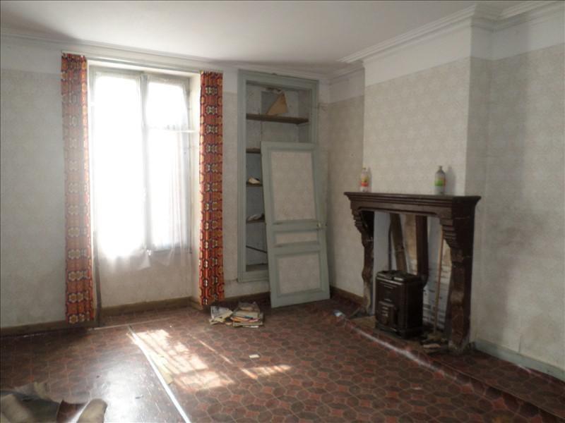 Vente maison / villa Chapelle viviers 49500€ - Photo 5
