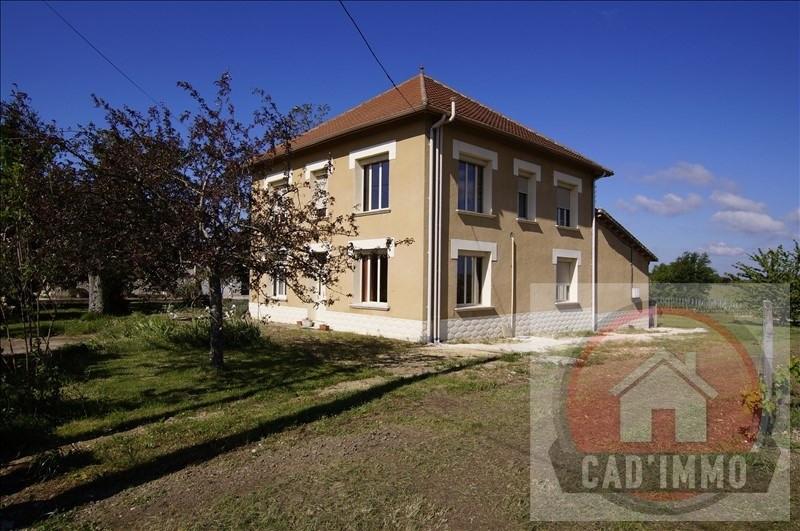 Sale house / villa Saussignac 234000€ - Picture 1