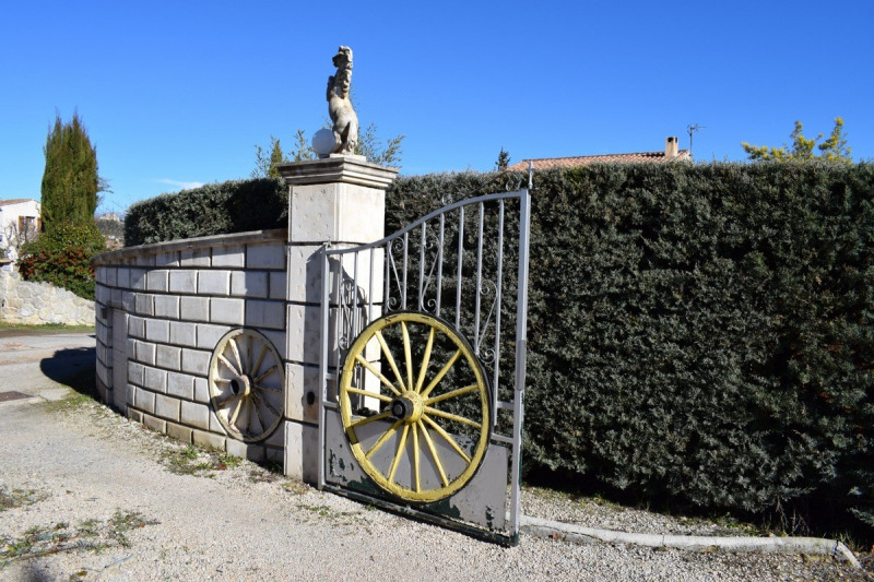 Venta de prestigio  casa Fayence 535000€ - Fotografía 32