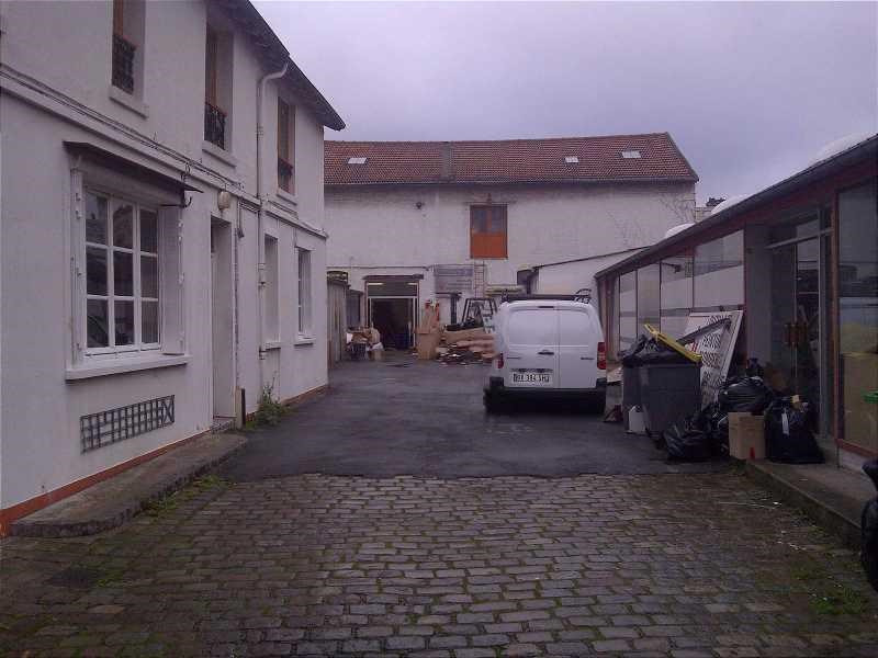 Location Local d'activités / Entrepôt Bagneux 0