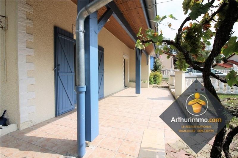 Sale house / villa Charvieu chavagneux 249000€ - Picture 2