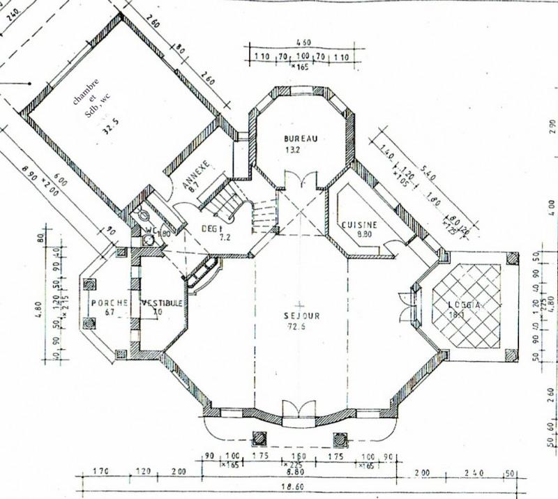 Immobile residenziali di prestigio casa Fayence 1085000€ - Fotografia 23