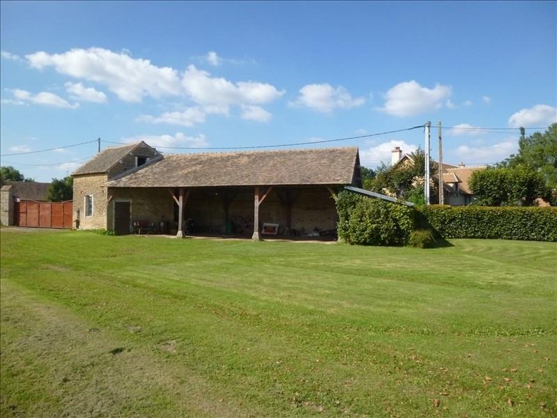 Vente maison / villa Hardencourt cocherel 93000€ - Photo 1