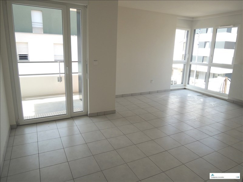 Rental apartment Strasbourg 753€ CC - Picture 1