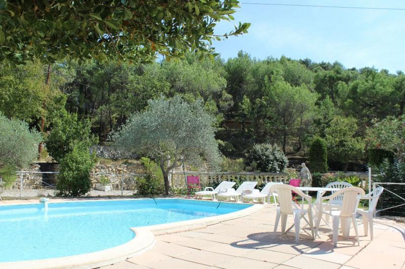 Venta de prestigio  casa Rognes 635000€ - Fotografía 8