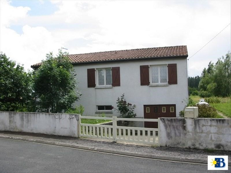 Location maison / villa Chatellerault 8 km 595€ +CH - Photo 1