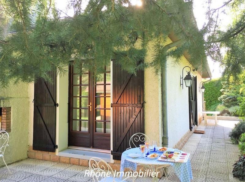Vente maison / villa Saint chef 330000€ - Photo 5