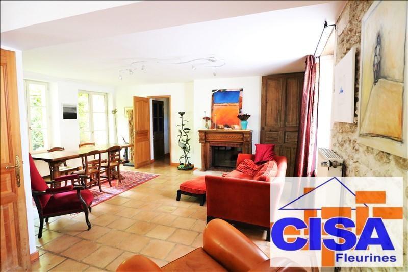Vente maison / villa Cinqueux 328000€ - Photo 4