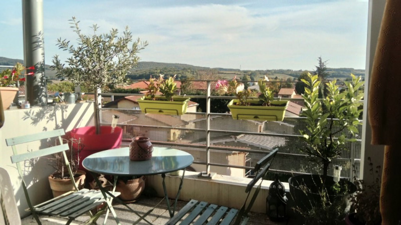Sale apartment Communay 233 500€ - Picture 5
