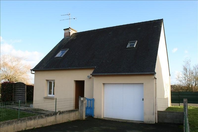 Sale house / villa Hellean 109990€ - Picture 1