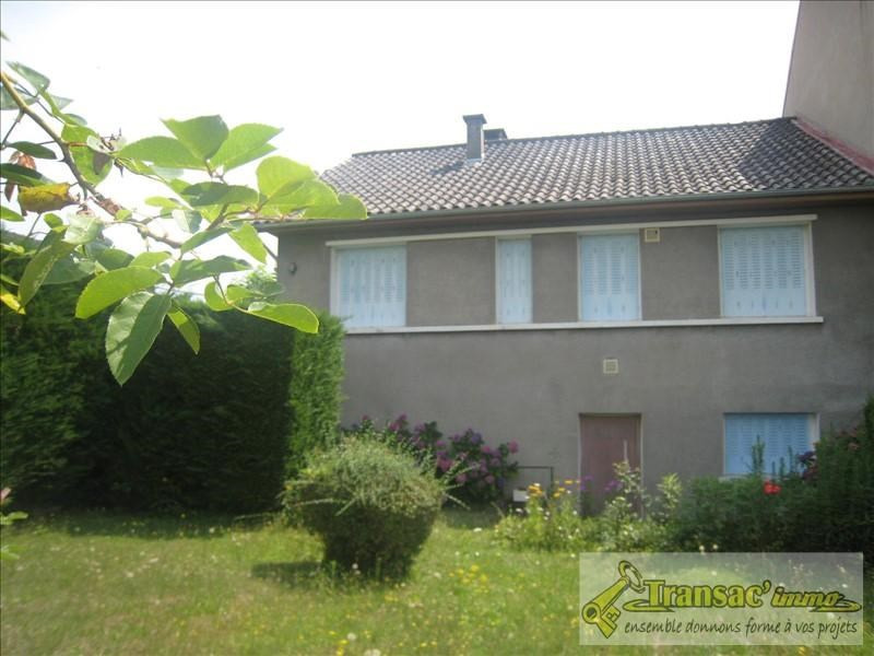 Vente maison / villa St yorre 117 700€ - Photo 2