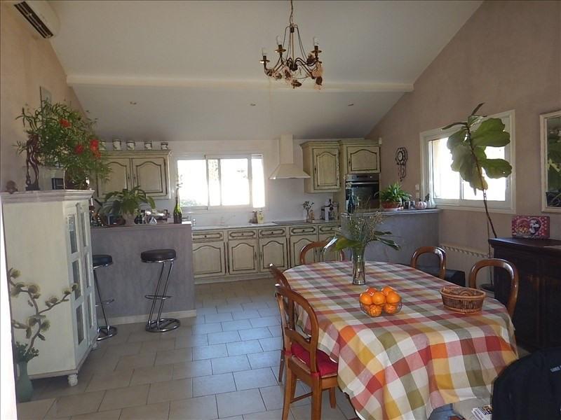 Sale house / villa Loriol du comtat 304000€ - Picture 3