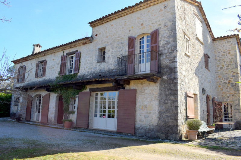 Deluxe sale house / villa Fayence 1 260 000€ - Picture 12