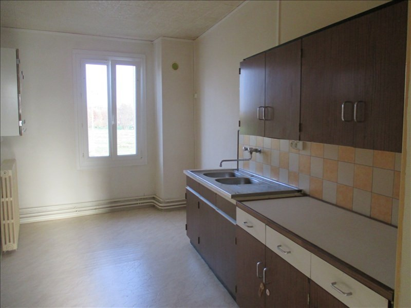 Investment property apartment Vonges 76 000€ - Picture 2