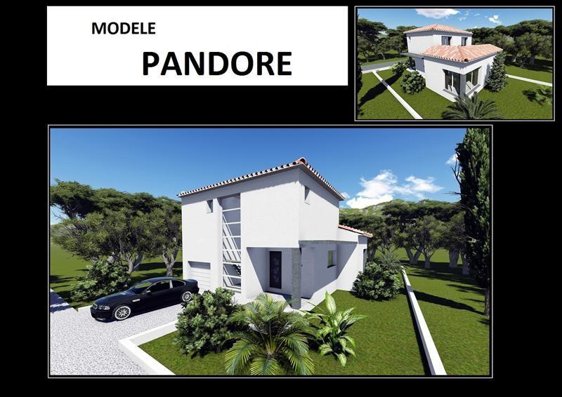 Maison  4 pièces + Terrain 560 m² Sauvian (34410) par HOME SUD CONSTRUCTION