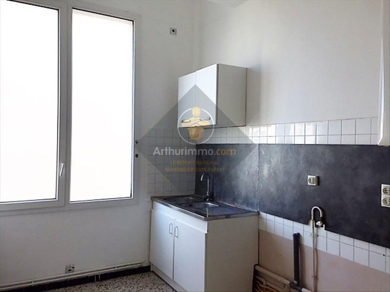 Sale apartment Sete 93000€ - Picture 4