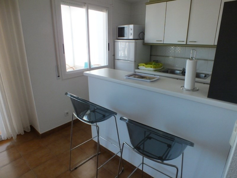 Location vacances appartement Roses santa-margarita 680€ - Photo 13