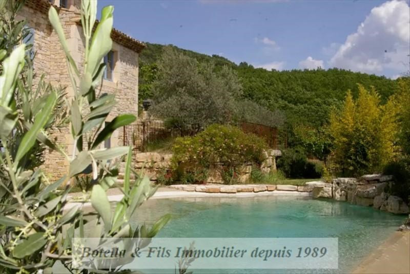 Deluxe sale house / villa Goudargues 649 000€ - Picture 2