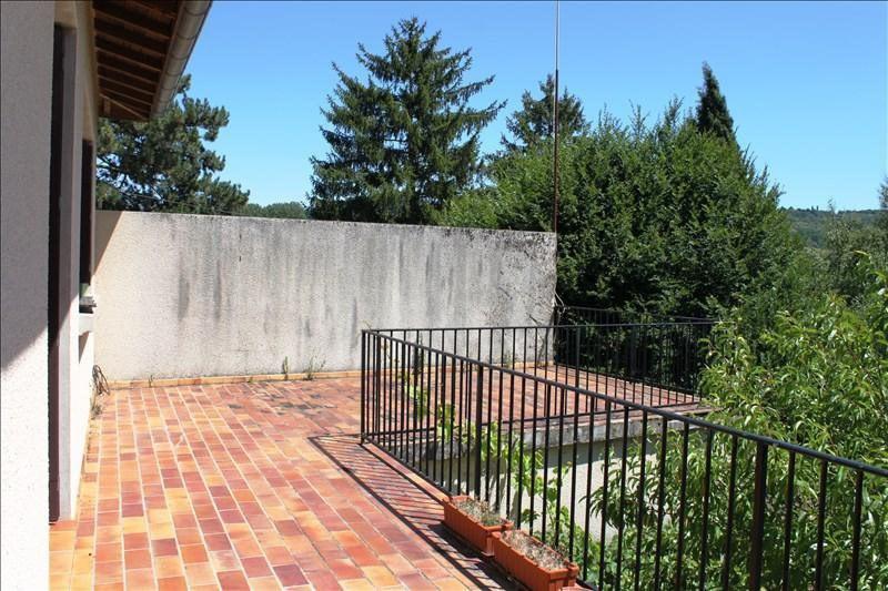 Sale house / villa Vernioz 119500€ - Picture 3