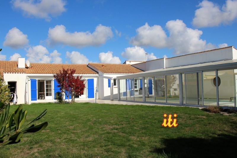 Sale house / villa L ile d olonne 470000€ - Picture 1