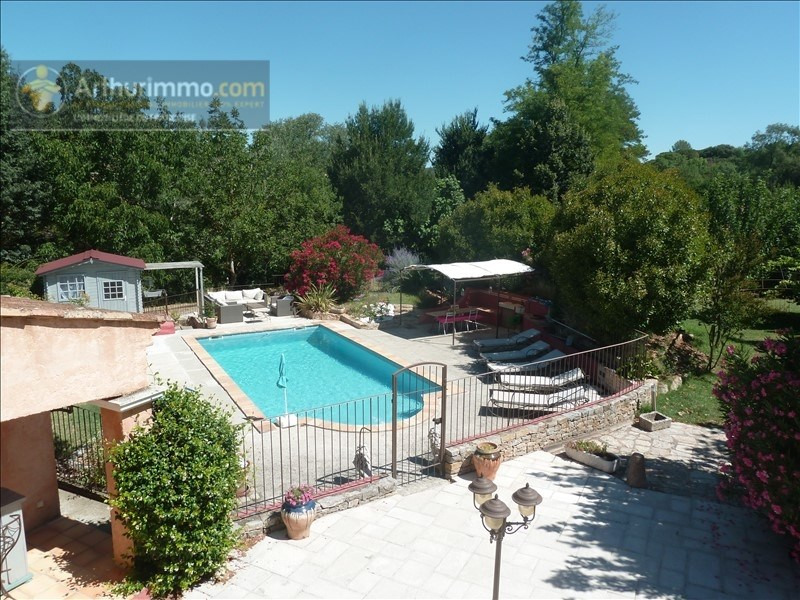 Vente de prestige maison / villa Carces 670 000€ - Photo 7